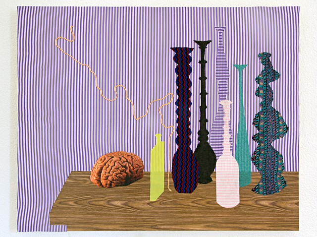 Still Life with Brain