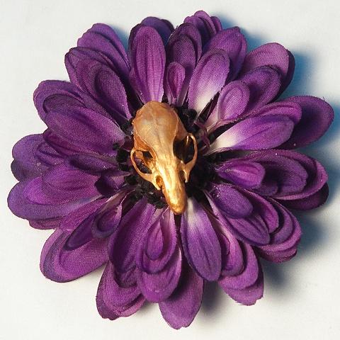 skull flower 8