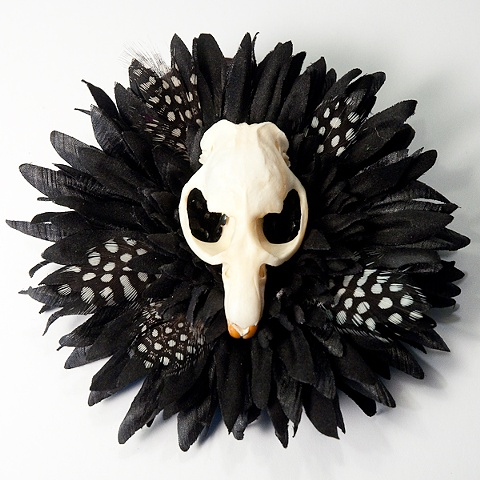 skull flower 25