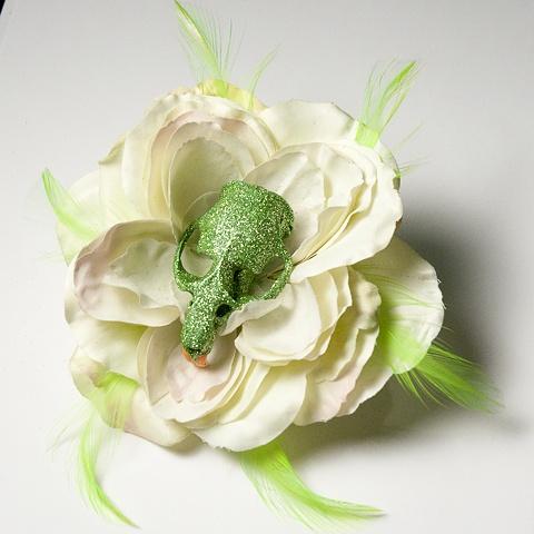 skull flower 4