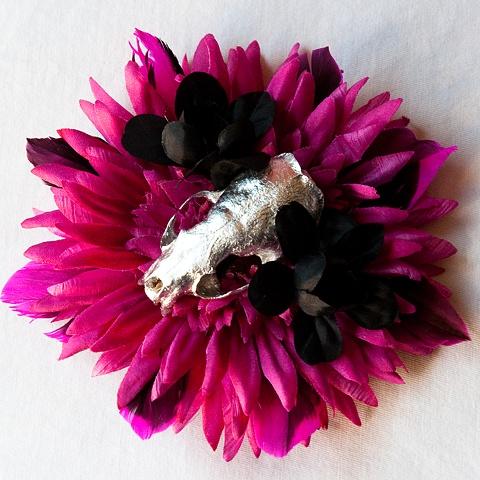 skull flower 2