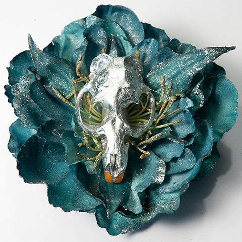 skull flower 20