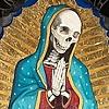 guadalupe de los muertos
