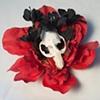 skull flower 7