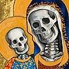 Skeleton Madonna 1