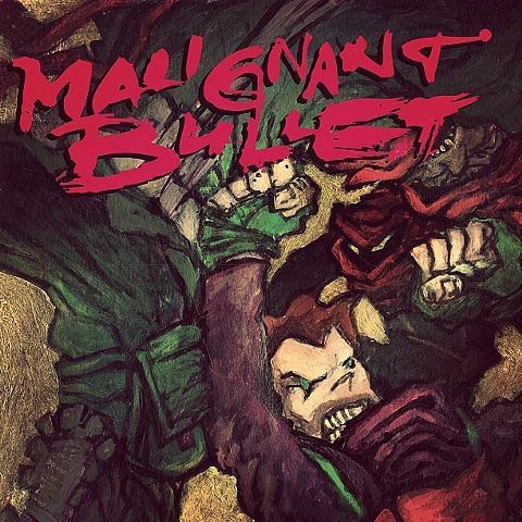 Malignant Bullet Graphic Novel