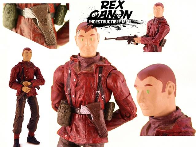 Rex Ganon Exclusive Limited Edition Action Figure