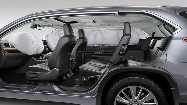 kluger cutaway airbag copyright Toyota, rotor,vvta,