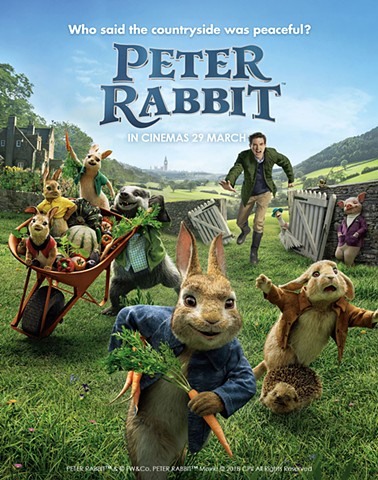 peter rabbit poster placeholder2