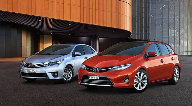 corolla experience copyright Toyota, rotor,vvta,