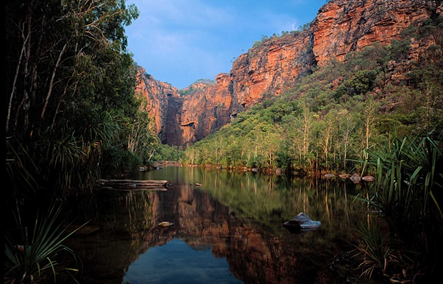 6by9  jim jim falls creek kakadu aus