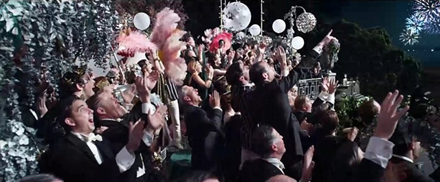 the great Gatsby party fireworks trailer copyright warners and animal logic