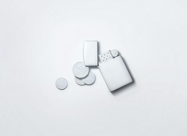 coinswhiterender 3dmodel
