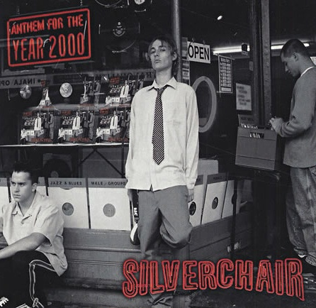 silverchair anthem for the year2000 single