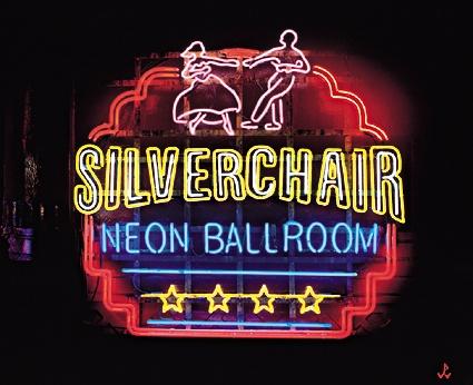 silverchair neon ballroom cd
