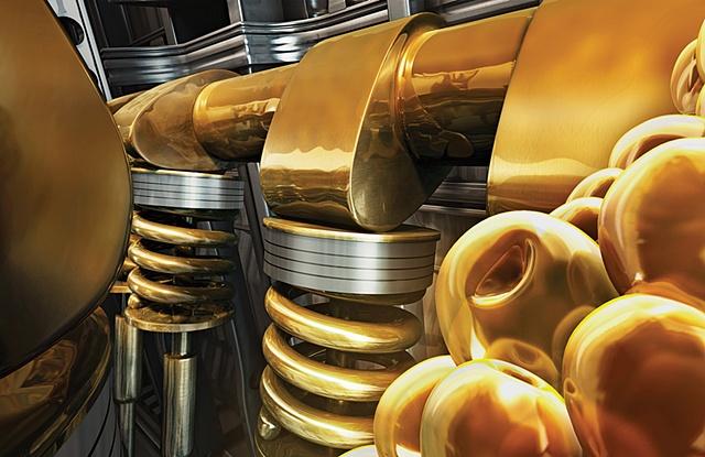 methodstudios matte artist  engine interiors,3d,2d copyright methodstudios