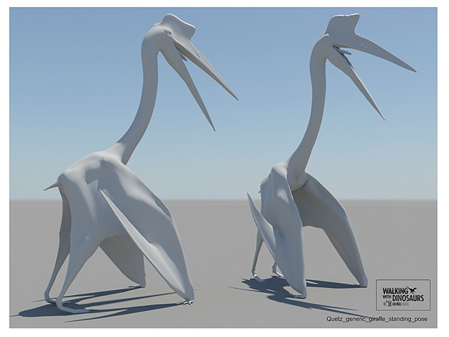 wwd 3d movie quetz at rest range of motion sculpt