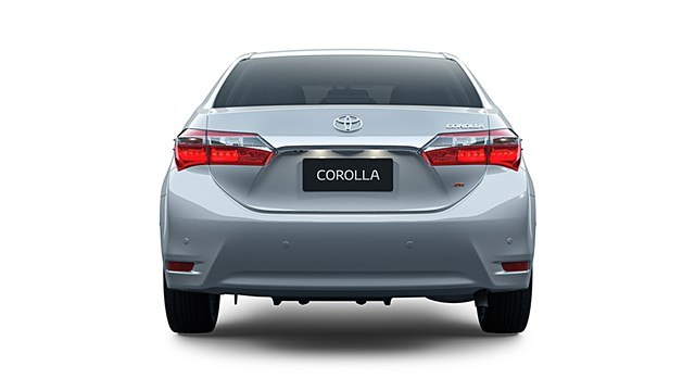 corolla rear copyright Toyota, rotor,vvta,