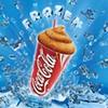 coke frozen