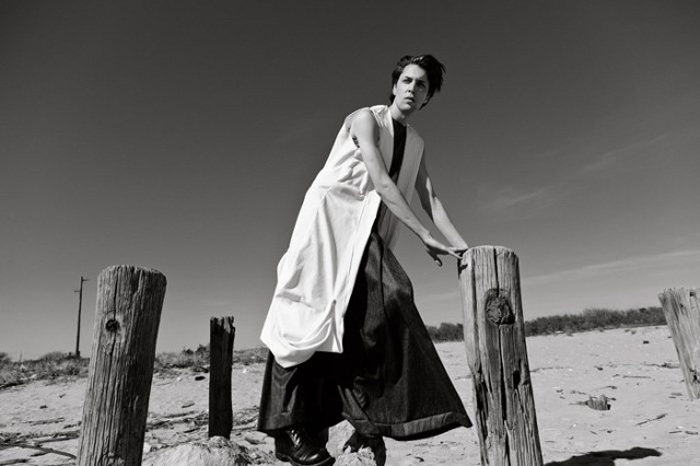 Hakama skirt in Fashionisto.com