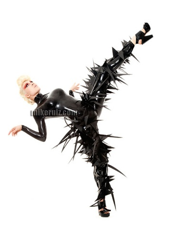 Spikey Pants for Sasha Gradiva