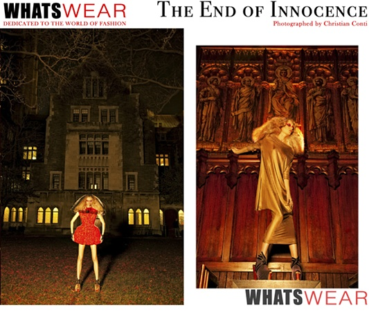 Red dress in Whatswear.com