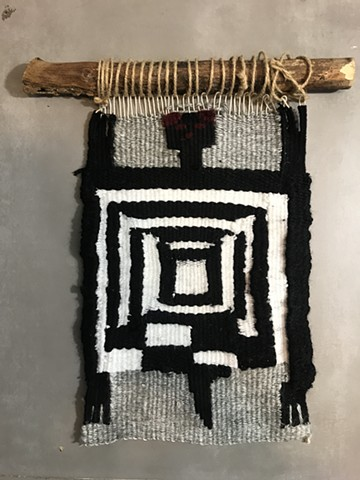 Hopi Design Weaving