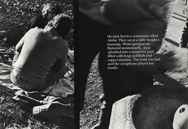 artwork, monograph, bookwork, bookworks, altered book, artist's book, black and white, Manhattan, unique, one of a kind, unique book,