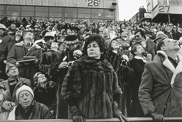 Grey Cup, 1972, 60th Gray Cup, Hamilton Tiger-cats, Saskatchewan Roughriders, Documentary, Black and White, Photography, Football, Edmonton