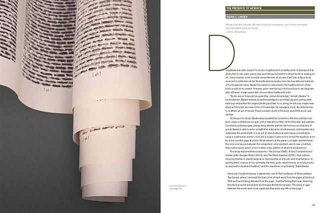artwork, monograph, bookwork, bookworks, altered book, sculpture, artist's book, unique, one of a kind