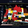 The Map As Art: Contemporary  Artists Explore Cartography by Katherine Harmon  Princeton Architectural Press, Princeton, NJ