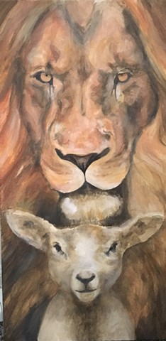 """Lion and the Lamb"""
