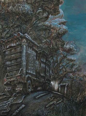 Mudflap Caravan