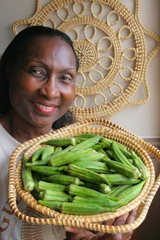Charlotte Jenkins, Gullah Cuisine