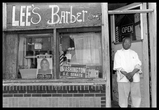 Lee's Barber Shop