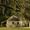 Slave Cabin, Mansfield Plantation