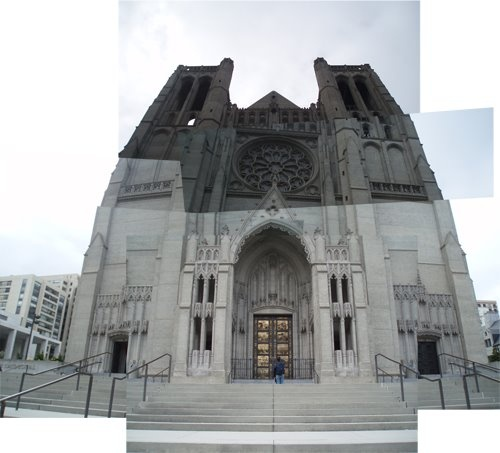 Grace Cathedral Exterior