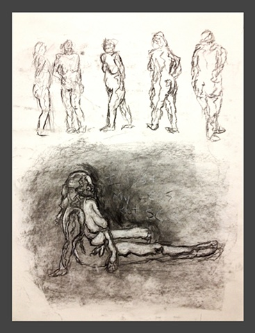 Figure drawing #21