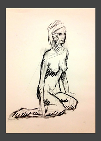 Figure drawing #25