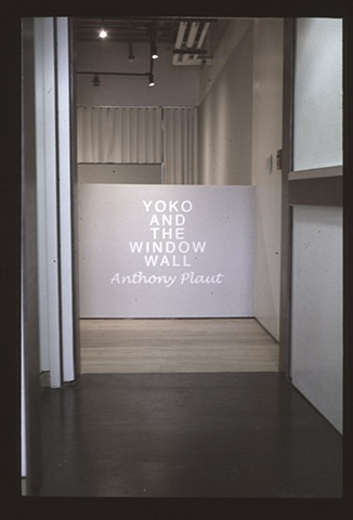 """Yoko and the Window Wall"""
