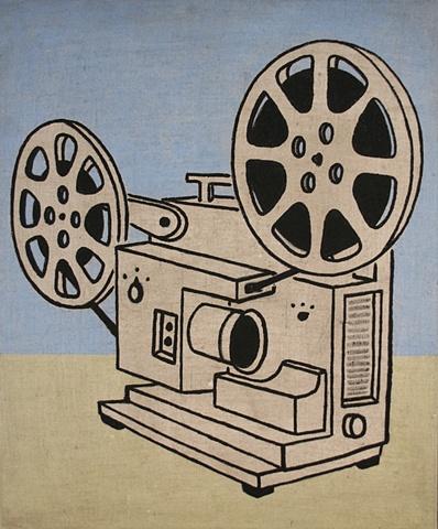 """Movie Projector"""