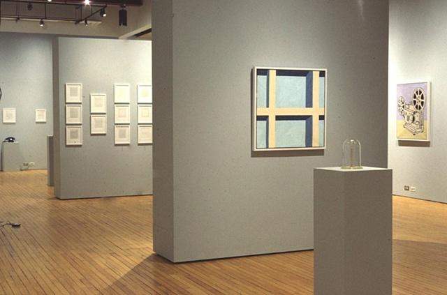 """Yoko and the Window Wall"""