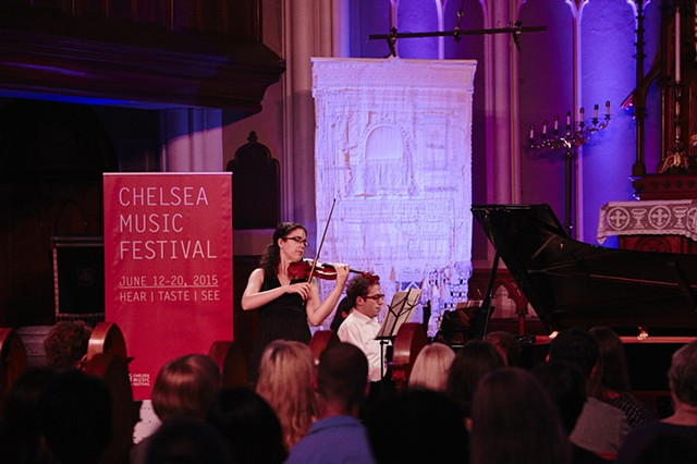 Chelsea Music Festival 2015 St. Paul's Church