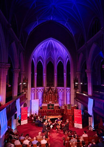 Chelsea Music Festival 2015 St Paul's Church