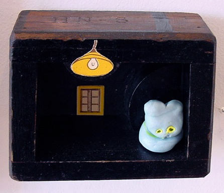 Doug Shaeffer - Blue Rabbit