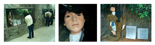 "Tiny Domingos - ""Francisco, Fatima Wax Museum"", 1999-2009"