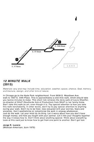 12 MINUTE WALK (2013)
