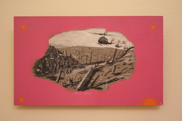 Patrick W. Welch - Untitled (Very Small)
