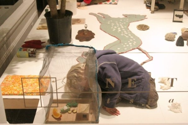 RAFT: Curated Installation by Laura Shaeffer + Rachel Tredon
