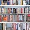Bedroom bookshelves, after Aguilar
